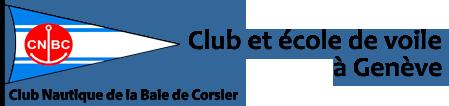 Club Nautique de la Baie de Corsier- Ecole de voile à Genève